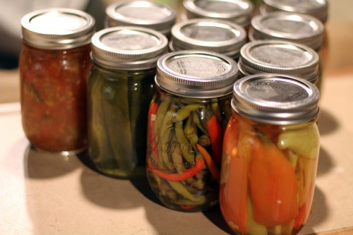 Canning All the Things