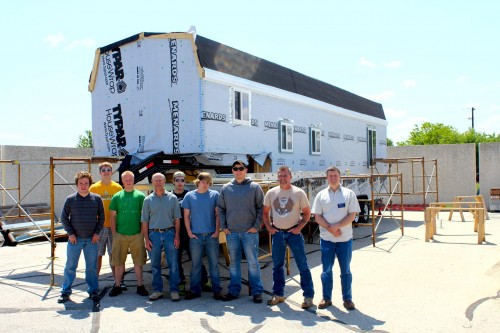 Building Trades Class